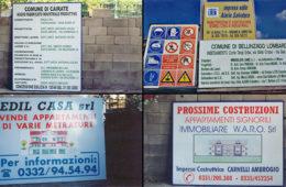 Cartelli Stradali e Direzionali